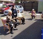 駐車場でゲーム大会 (2).JPG